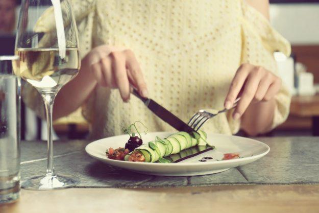 Kochkurs Herten – Essen am Ende des Kurses