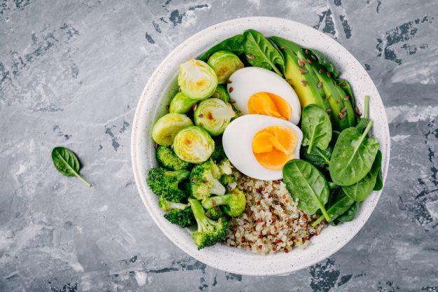 Kochkurs Schwerte – grüne Buddha Bowl