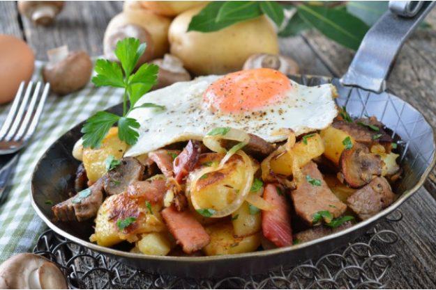 Kochkurs Senden – Bratkartoffeln