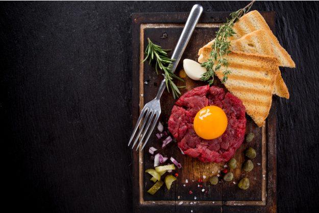 Kochkurs Stuttgart – Steak Tatar