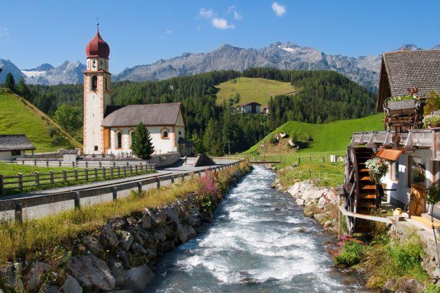 Kochkurs Stuttgart – Tiroler Landschaft