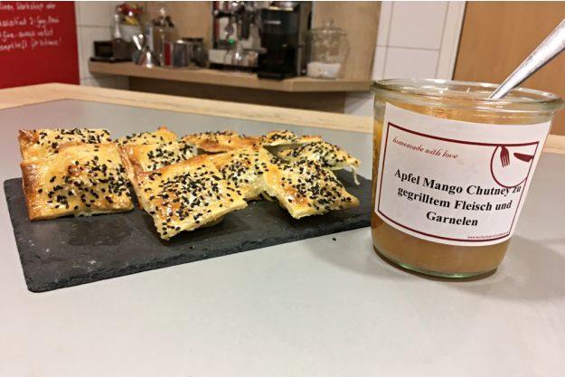 Kochkurs in Wuppertal – Blätterteigtaschen