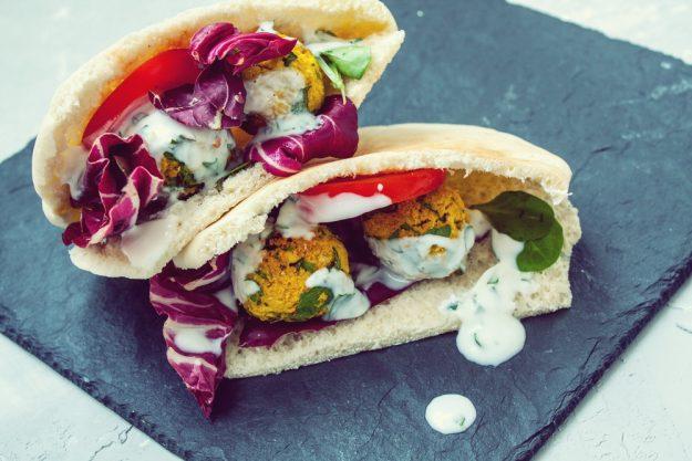 Kochkurs Wuppertal – Falafel mit Sesamsoße