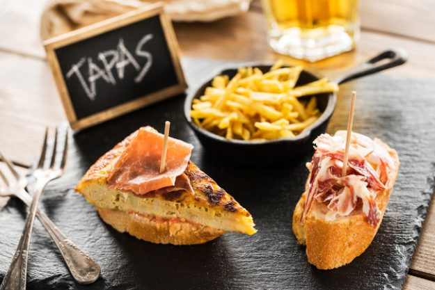 Kochkurs in Wuppertal – Tortilla mit Schinken