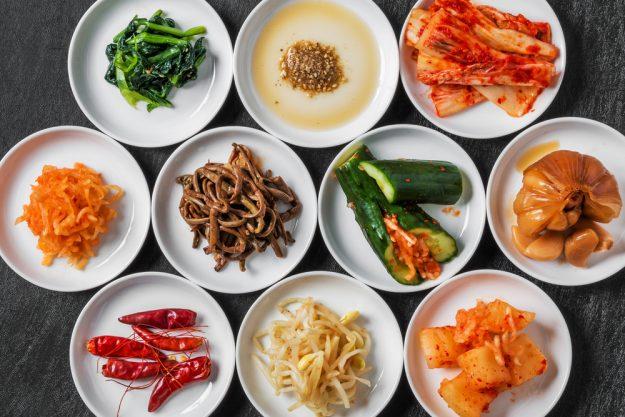 Koreanischer Kochkurs Hannover – Mixed Pickles