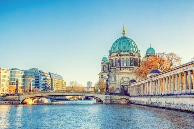 Kulinarische Stadtführung Berlin – Blick auf die Museumsinsel