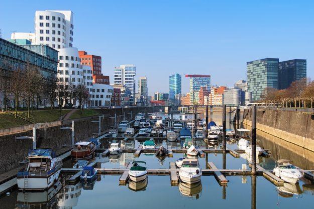Kulinarische Stadtführung Düsseldorf – Düsseldorf Hafen