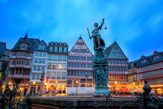 Kulinarische Stadtführung Frankfurt – Marktplatz Frankfurt