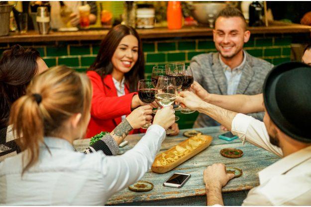 Kulinarische Stadtführung Frankfurt – Freunde essen in Frankfurt