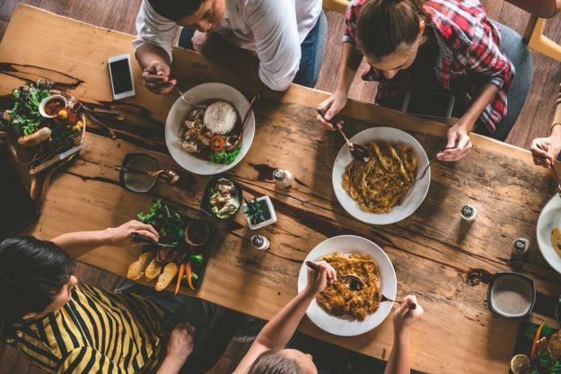 Kulinarische Stadtführung Hamburg - Dinner