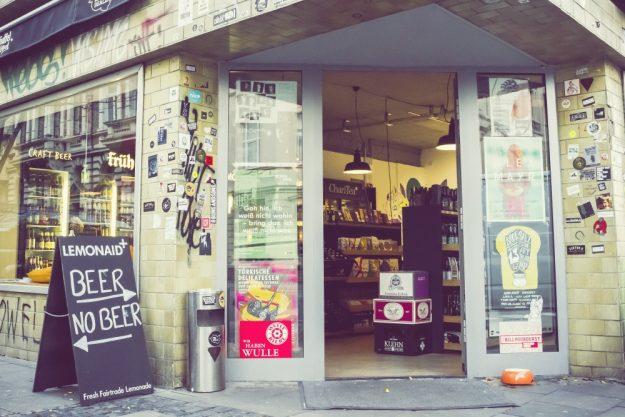 Kulinarische Stadtführung Köln – Büdchenkultur an der Brüsselerstraße