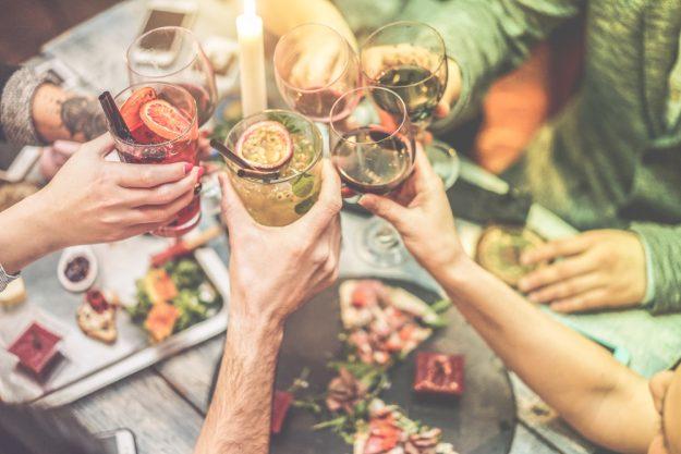 Kulinarische Stadtführung Nürnberg – Abendessen mit Drinks