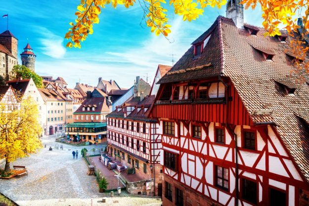 Kulinarische Stadtführung Nürnberg – Altstadt von Nürnberg