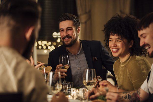 Kulinarische Stadtführung Nürnberg – beim Dinner