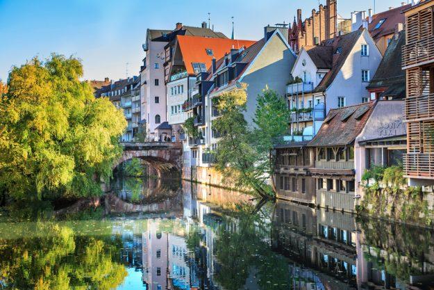 Kulinarische Stadtführung Nürnberg – Pegnitz in Nürnberg
