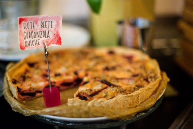Kulinarische Stadtführung Stuttgart – Quiche im Café Da