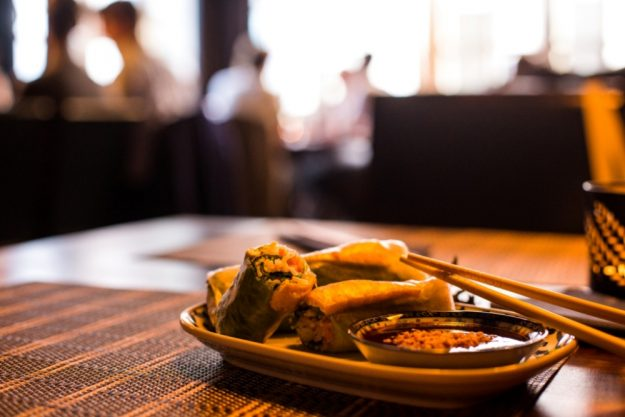 Kulinarische Stadtführung Stuttgart – Sommerrollen im Takeshii