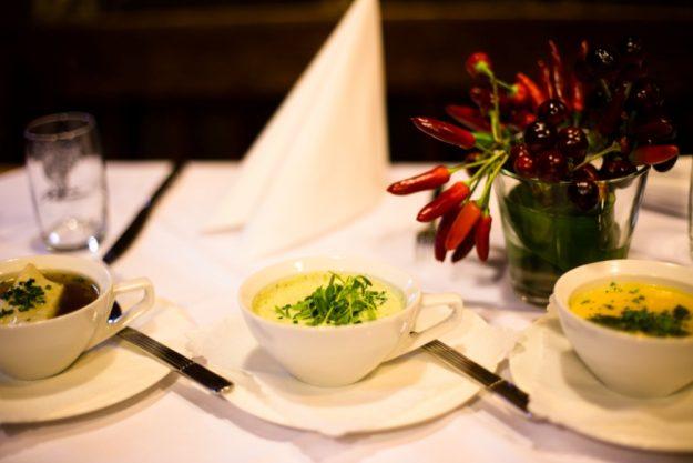 Kulinarische Stadtführung Stuttgart – Suppe im Schellenturm