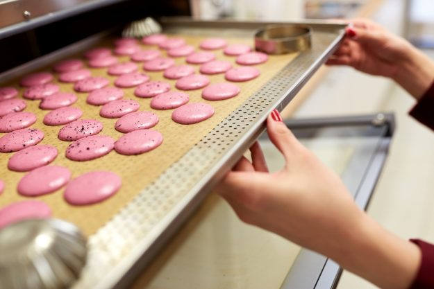 Macarons-Backkurs Düsseldorf – Macarons backen