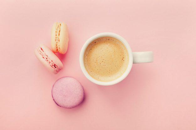 Macarons-Backkurs Frankfurt – Macarons und Kaffee