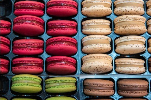Macarons Backkurs Münster – Französische Patisserie