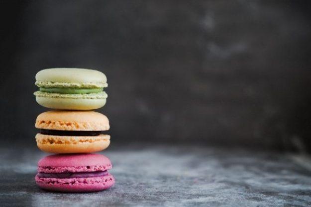 Macarons Backkurs Münster – Kleine Desserts