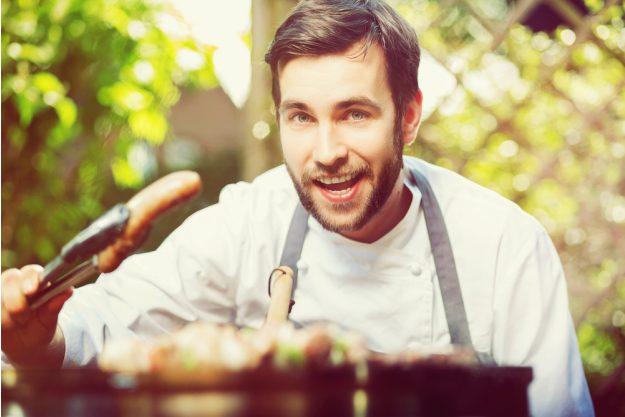 Männer-Kochkurs Neumünster – Mann grillt