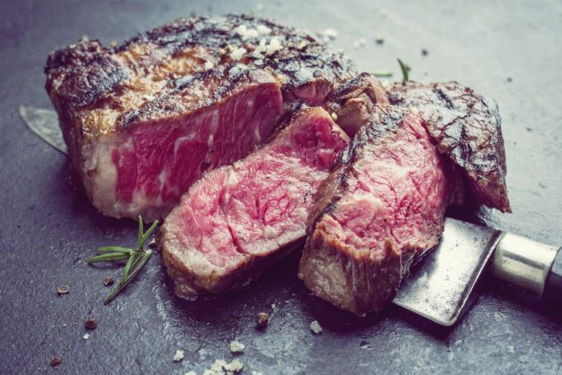 Männer-Kochkurs Neumünster – Rosa Steak
