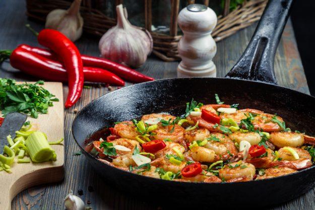 Mallorquinischer Kochkurs Düsseldorf – Paella in der Pfanne