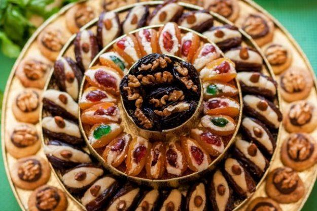 Marokko-Kochkurs Münster –Arabische Süßigkeiten
