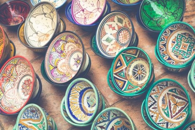 Marokko-Kochkurs Münster –Marokkanische Kunst