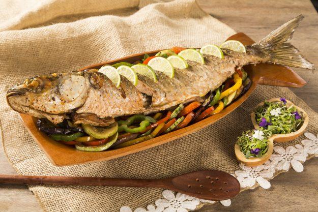 mediterraner Kochkurs Dresden – Fisch auf Gemüse