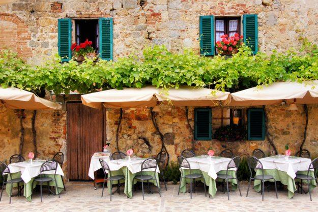 mediterraner Kochkurs Dresden – italienisches Restaurant