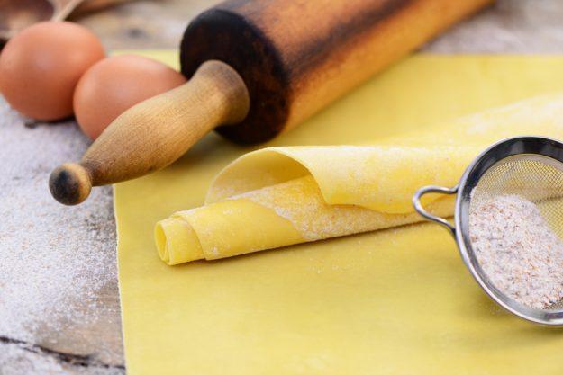 mediterraner Kochkurs Frankfurt – Pasta-Zutaten