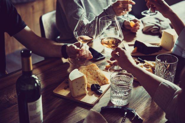 Mediterraner Kochkurs Stuttgart – Wein und gutes Essen