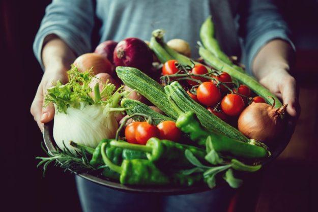 Mediterraner Kochkurs Stuttgart – viel frisches Gemüse
