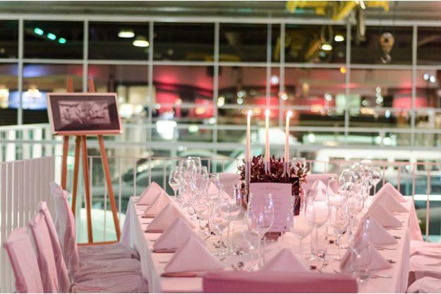 Firmenfeier Stuttgart mit Küchenparty Targa Florio