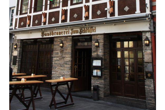 Kulinarische Stadtführung Düsseldorf - Brauhaus Düsseldorf