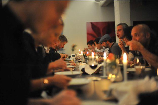 Italienischer Kochkurs Frankfurt - Dinner Party