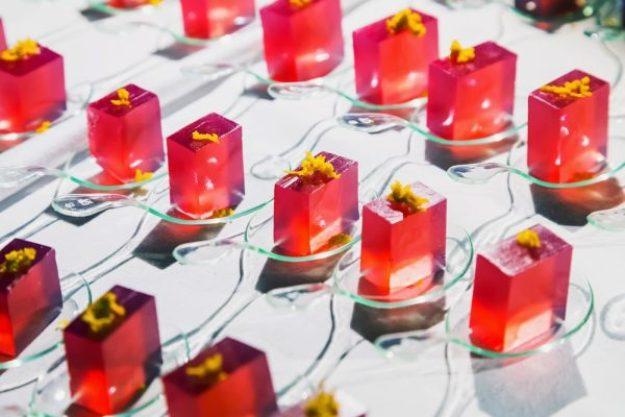 Molekularer Kochkurs Senden – Dessert der molekularen Küche