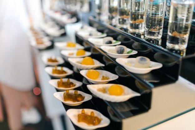 Molekularer Kochkurs Senden – Tapas mit molekularer Zubereitung