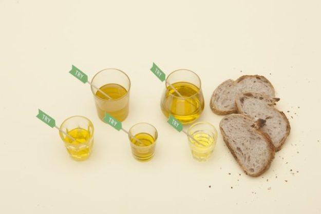 Olivenöl-Tasting at Home – TRY Foods