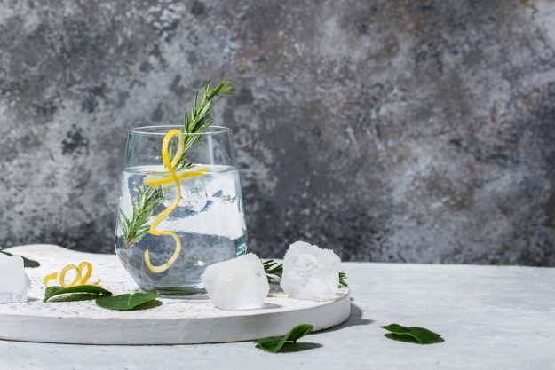 Box für online Events Gin Tonic