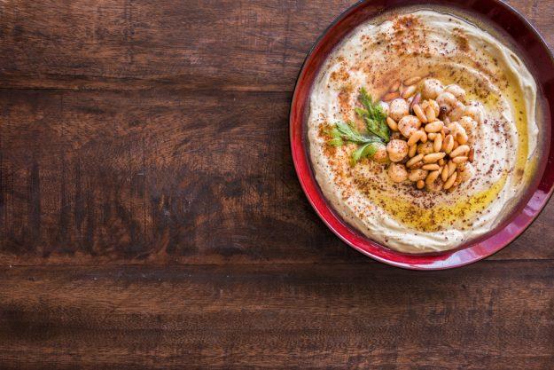 Orient-Kochkurs München – Hummus
