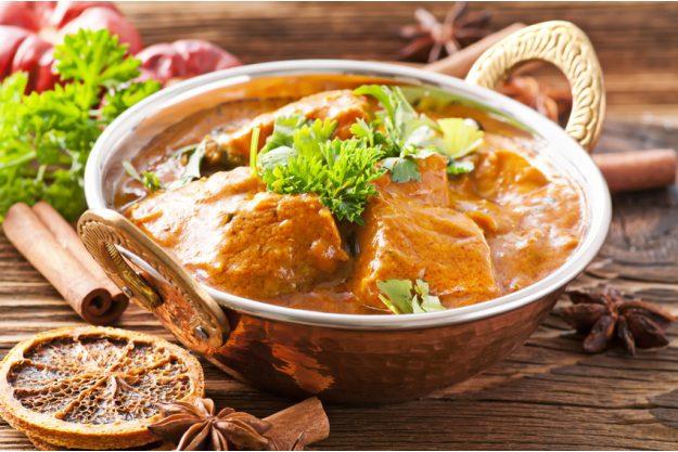 Orient-Kochkurs Stuttgart - Curry