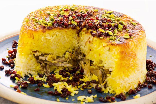 Orient-Kochkurs Stuttgart – persischer Kuchen