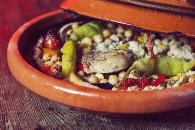 Orientalischer Kochkurs Stuttgart – Tajine mit Fleisch und Gemüse