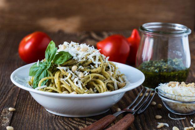 Pasta-Kochkurs Hannover – Pasta mit Pesto Genovese