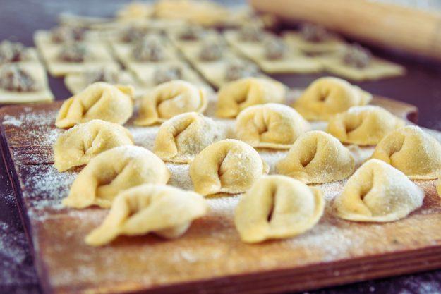 Pasta-Kochkurs Senden – Tortelloni