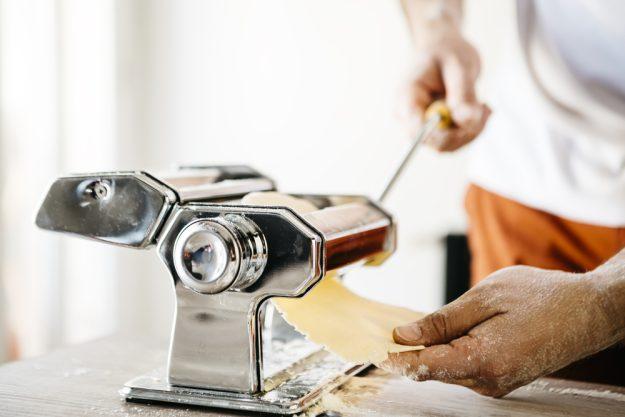 Pasta-Kochkurs Senden – Nudelmaschine